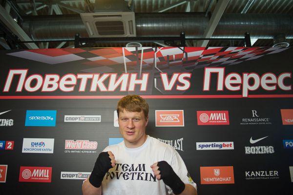 Александр Поветкин уверенно идет к своей цели - к матчу-реваншу с Владимиром Кличко