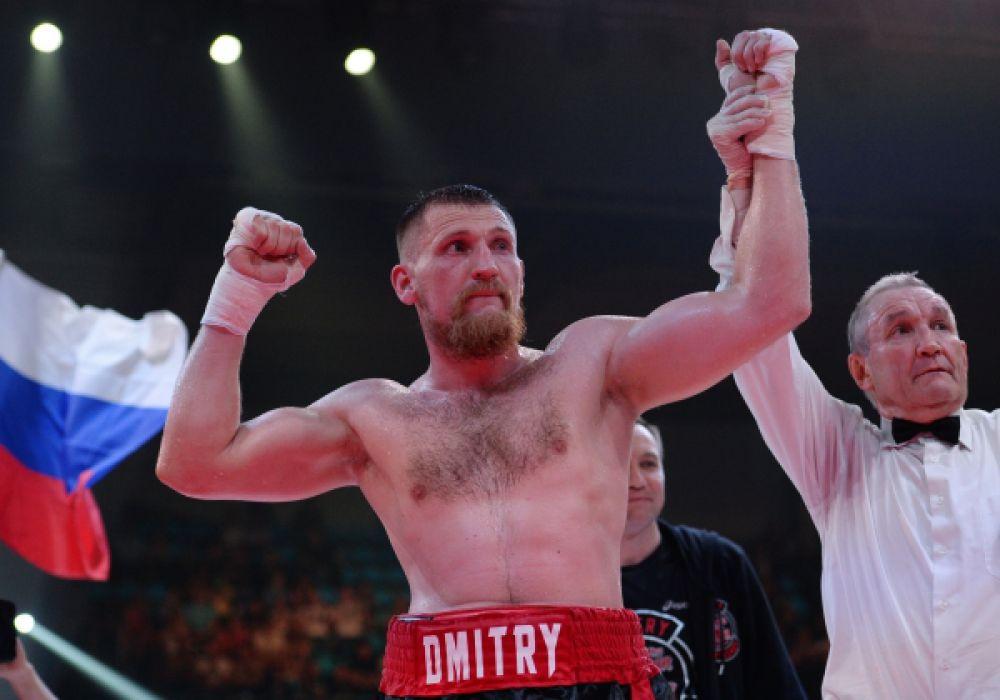 Дмитрий Кудряшов победил в своем 18 бою из 18 проведенных, причем все победы были одержаны нокаутом