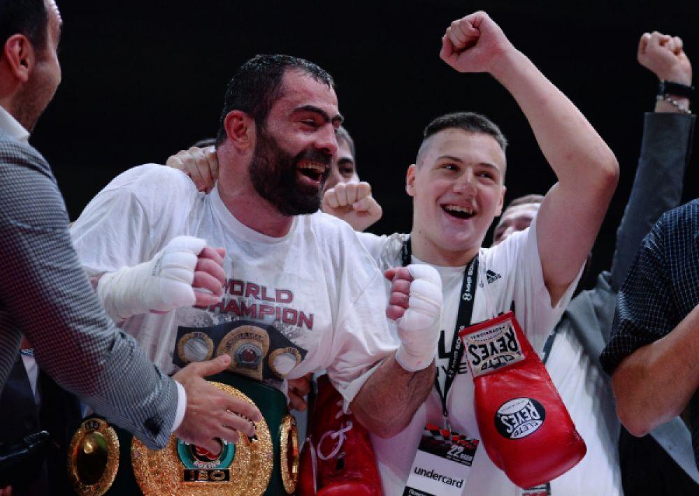 Рахим Чахкиев долго шел к званию чемпиона мира