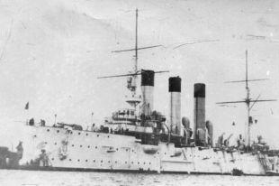 Крейсер «Аврора». Кампания 1902 года.