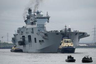 В учениях НАТО в Балтике будет участвовать корабль Великобритании