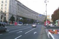 Главная улица столицы