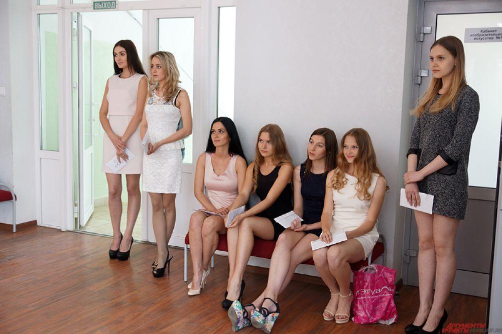 В Перми в минувшее воскреснье, 24 мая, состоялся кастинг на конкурс «Краса России».