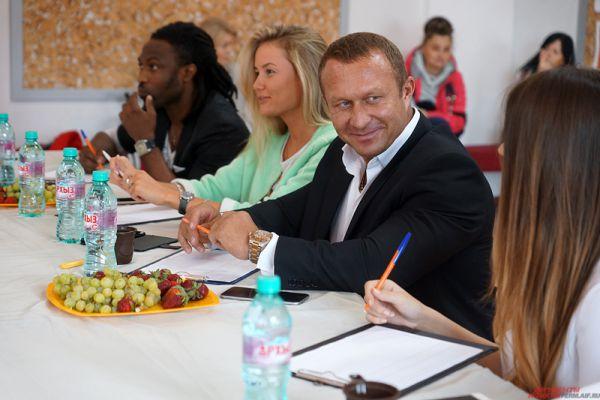 Вице-президент федерации спортивного и боевого самбо Пермского края Сергей Долгих.