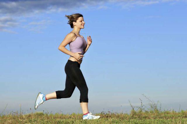 Сначала трудно выйти на пробежку, а потом трудно отказать себе в ней
