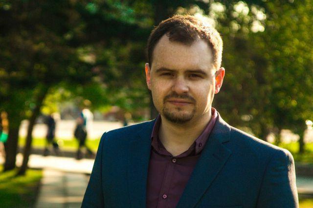 Артём Фадеев.
