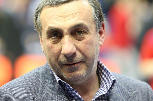 Евгений Гинер.