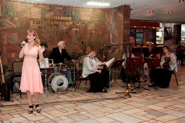 Музыкальный театр подготовил программу в преддверии окончания театрального сезона.