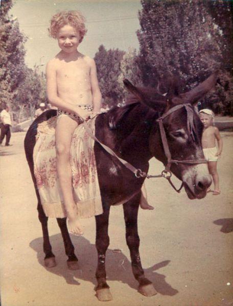 Крым. 1984 год.