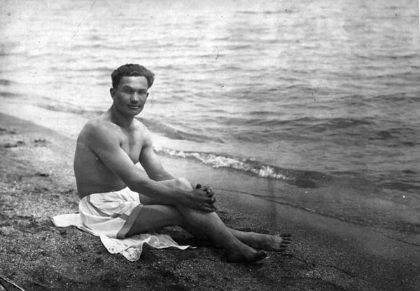 Крым. 1940 год.