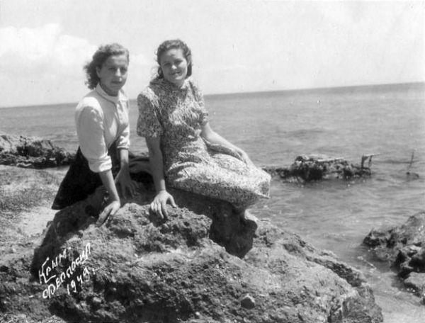 Феодосия. 1949 год.