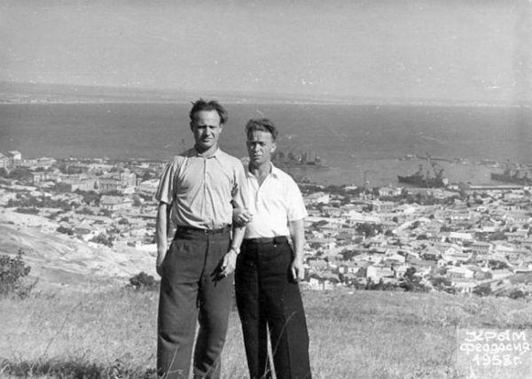 Феодосия. 1958 год.
