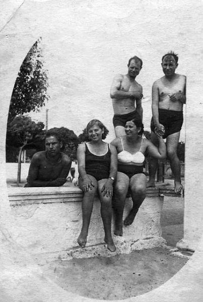 Южный берег Крыма. 1937 год.