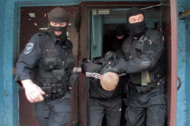 Задержанного поместили в СИЗО.