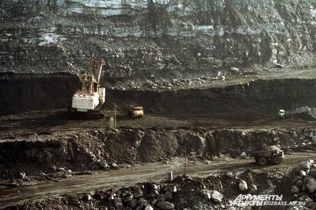 Угольная промышленность переживает кризис