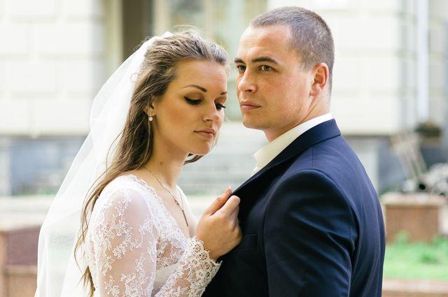 Несмотря на количество разводов, в области все еще заключается много браков.