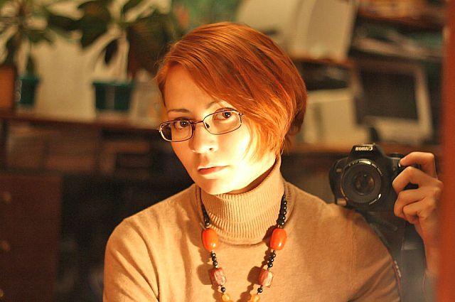 Книжный блогер Ирина Распопина.