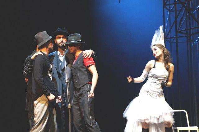 Свердловская Драма покажет спектакль по известной пьесе Бертольта Брехта
