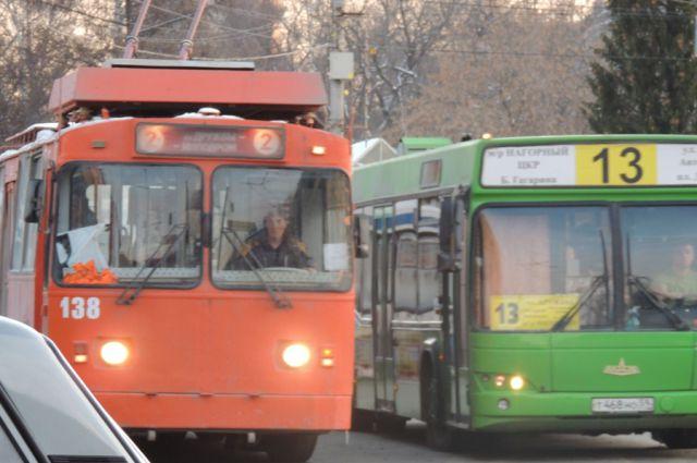 новых автобусных маршрута