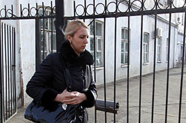 Анна Шавенкова.