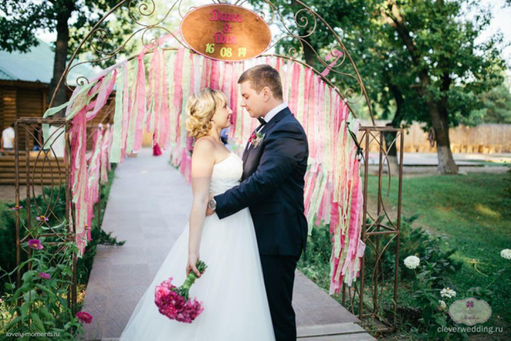 Фруктово-ягодная свадьба.