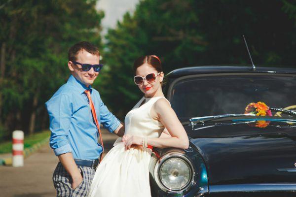 Свадьба стиляг.