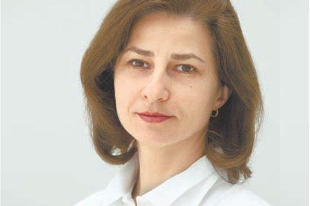 Анна Щербина.