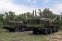 Ракетные комплексы «Искандер-М».