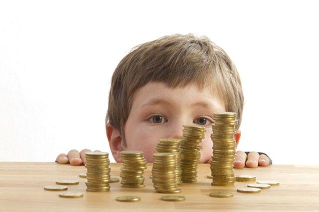 На ребенка в нашей области приходится совсем немного средств.
