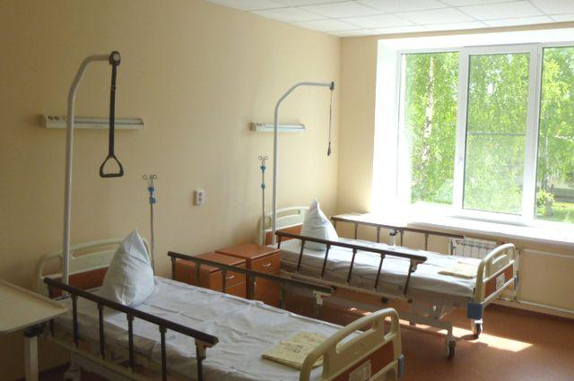 В больнице Сухого Лога открылось паллиативное отделение