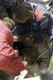 Президент России Борис Ельцин объявил 31 мая 1995 года днем траура и распорядился оказать пострадавшим единовременную материальную помощь в 20-кратном размере минимальной оплаты труда (порядка $185), семьям погибших - в 200-кратном размере ($1850) в равных долях каждому члену семьи. Также все оставшиеся в живых нефтегорцы получили компенсацию материального ущерба в размере до 50 млн рублей ($10,5 тыс.) на семью.