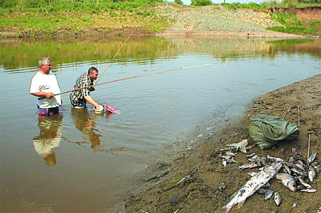 где рыбалка в оренбурге