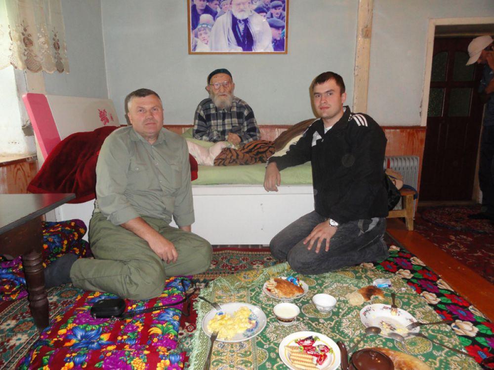 В гостях у пира (духовное лицо) Памира и Афганского Бадахшана Шохи Калона