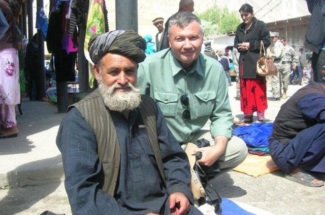 Фото с афганцем