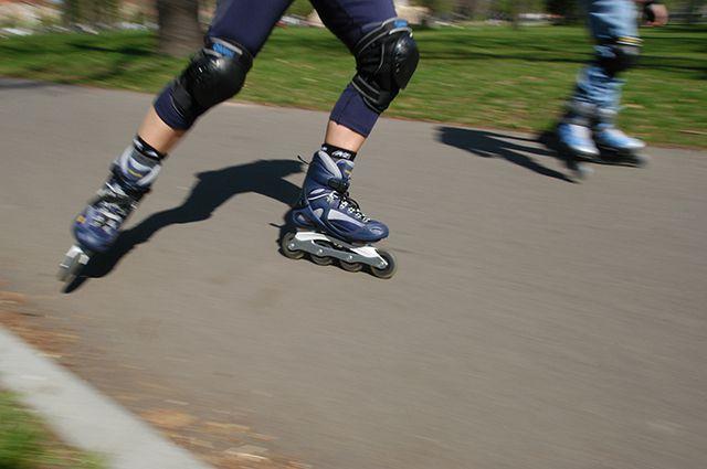 Бесплатные уроки для роллеров и велосипедистов организованы в Новосибирске