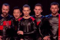 Российская группа «ЮДИ» на шоу «Британия ищет таланты».