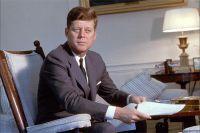 Джон Кеннеди.