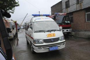 В китайской провинции Хубэй обрушилась многоэтажка