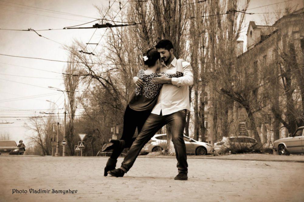 Руфат Амиров и Яна Туманян, стиль бачата.