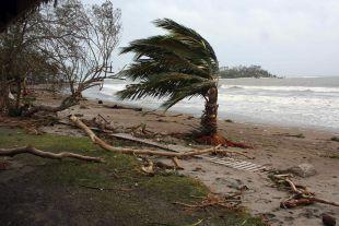 В Тихом океане возник первый в этом году ураган