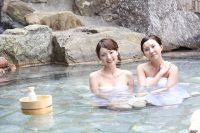 Излюбленным видом оздоровления в Японии являются горячие источники — онсэны.
