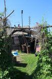 Вид на двор из огорода
