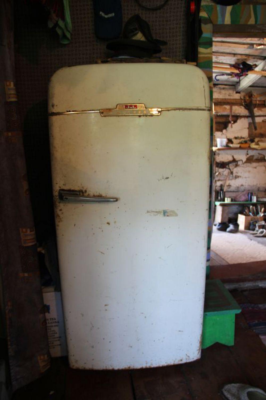 Холодильник - почти ровесник Соколова