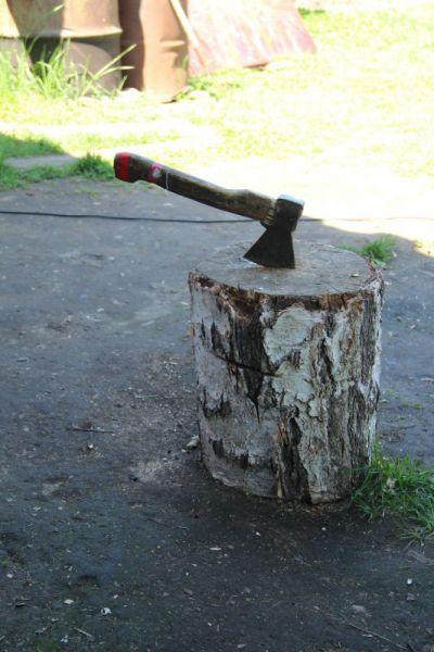Да-да, художникам и дрова нужны