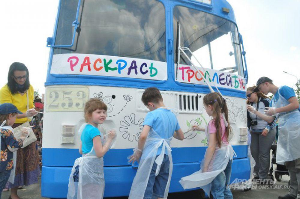В Омске состоялся молодёжный фестиваль «Турфест-2015».