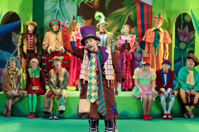 ТЮЗ Екатеринбурга отметит День защиты детей благотворительными спектаклями