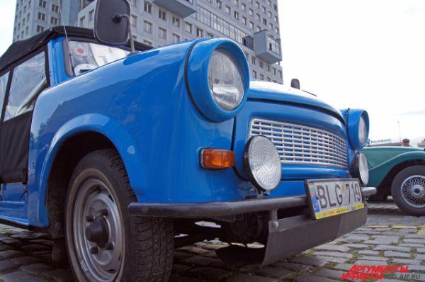 Trabant из Эстонии.