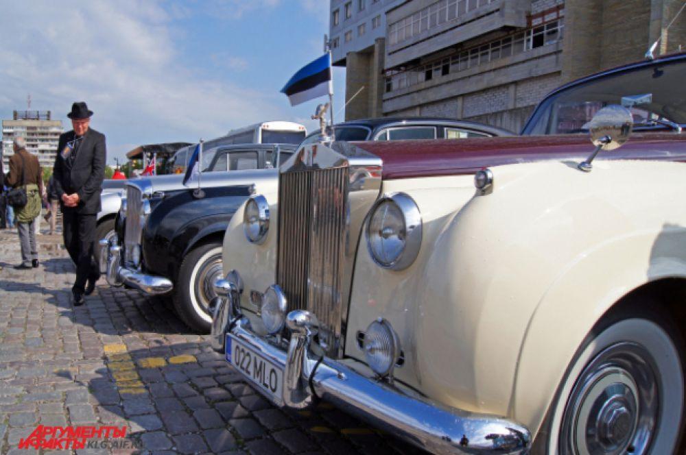 Rolls-Royce из Эстонии.