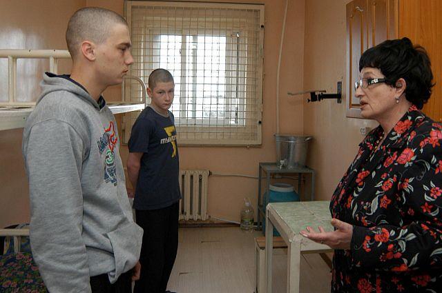 Светлана Морозова регулярно помогает трудным подросткам.