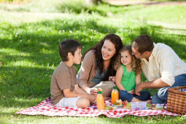 Пикник будет проходить в парке «Зелёный остров».